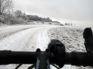CycloCross im Winter